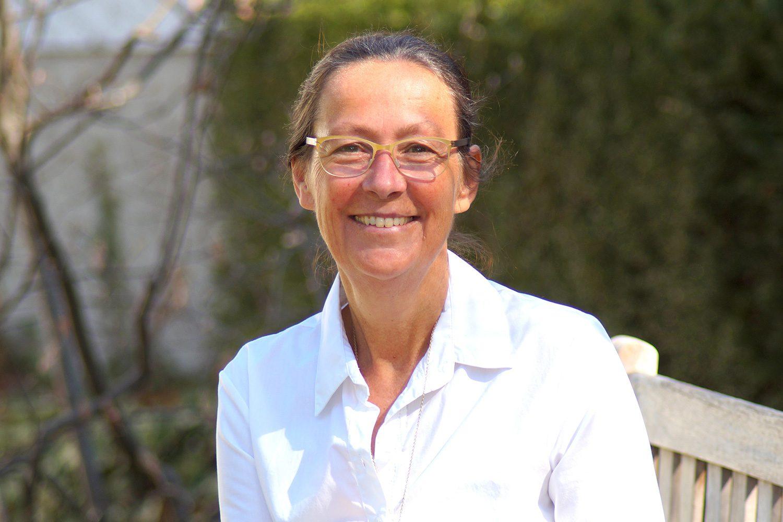 Portraitfoto einer Trainerin